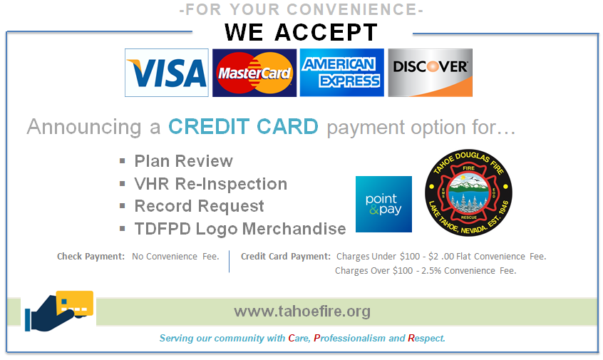 TDFPD New Payment Option