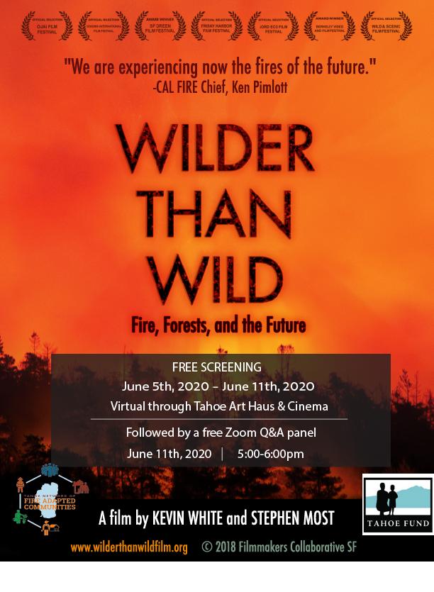 Wilder Than Wild Screening