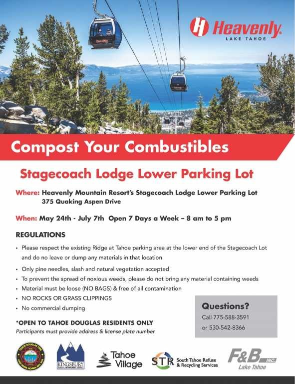 Compost Your Combustibles is open for the season
