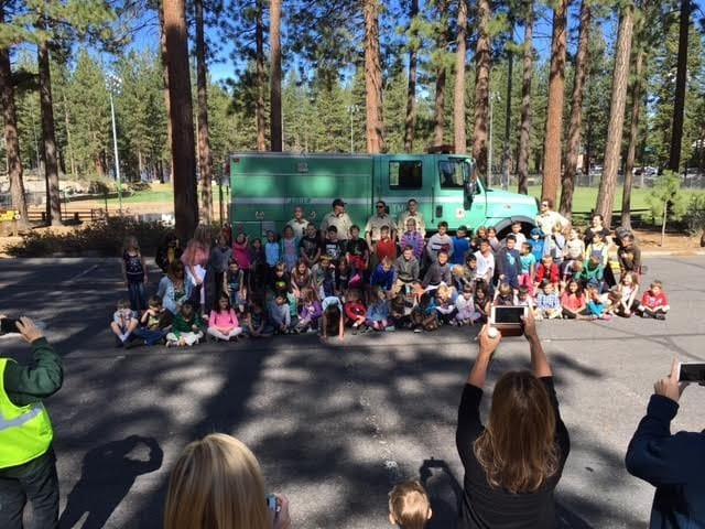ZCES students kick off summer with safety training