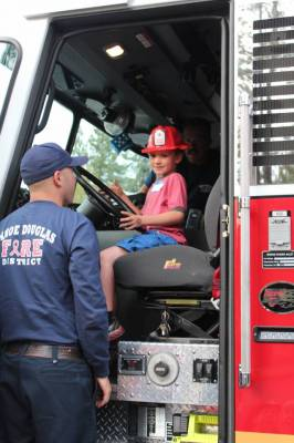 Firehouse Birthday