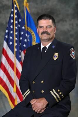 Antti Promoted to Assistant Chief