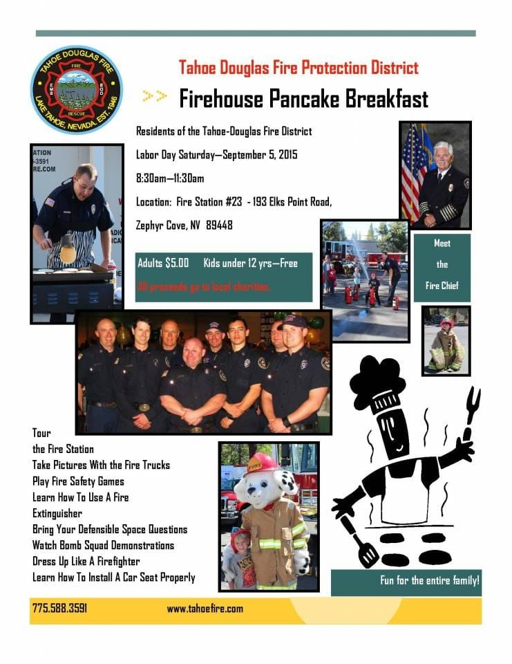 2015 Pancake Breakfast