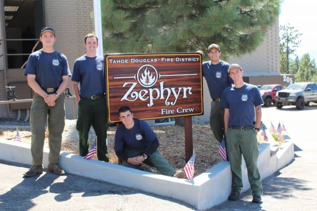 It's official. The Zephyr Fire Crew facility is now open!