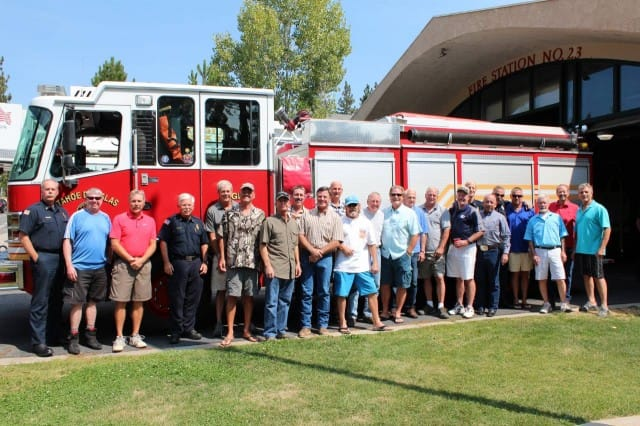 2nd Annual TDFPD Retiree Luncheon
