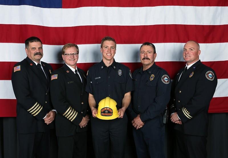 Regional Fire Academy Class 17-2 Graduation