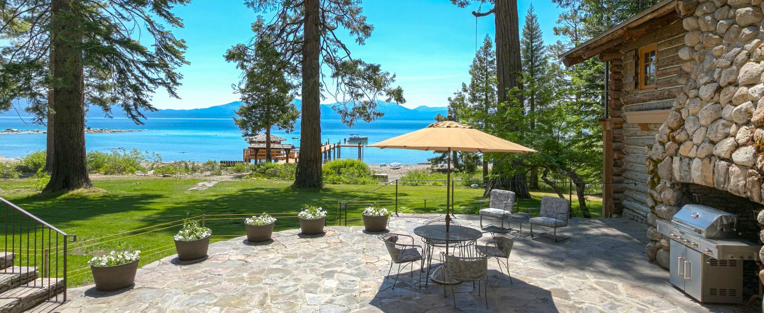 tahoe lakefront drum lake